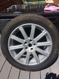 "Range Rover vogue autobiography 20"" alloy wheel tyre (new)"