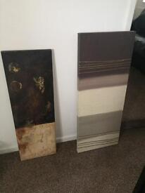 Two Brown Canvases Free 28/3 updated
