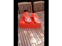 Nike Mercurial Superfly PRO SG- Size 6