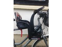 Weeride Duluxe baby bike seat wee ride infant bicycle front chair