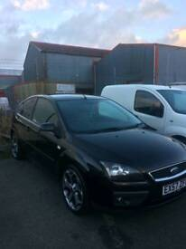 2007 57 Ford Focus Zetec Climate 2.0 Tdci, Full Leather, Long Mot