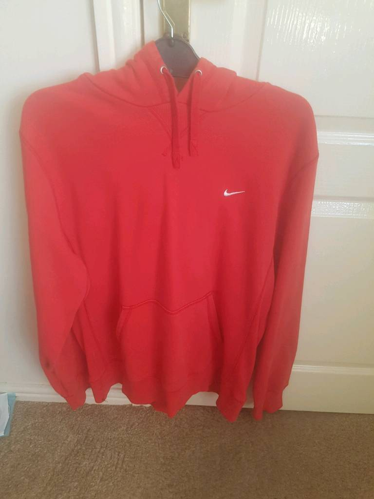 Mens nike hoodie hooded top size xlin Coulby Newham, North YorkshireGumtree - Buyer to collect from Coulby Newham Middlesbrough