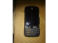 Motorola ES400 mobile device
