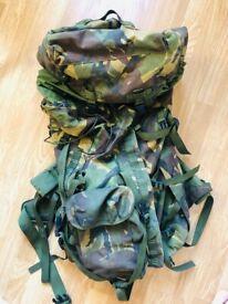 Heavy-duty Army Rucksack