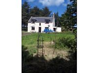 3 bedroom detached country cottage