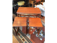 McINTOSH Nest of tables - free local delivery feel free to view