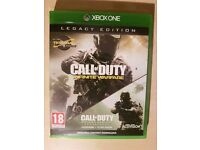Call of duty infinate warfare legacy edition