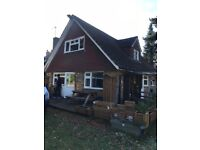 **A LARGE SIZE 5 BEDROOM BUNGALOW AVAILABLE IN WATFORD, HEMPSTEAD ROAD, WD17 4ER