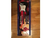 Rock band 4 fender stratocaster --Never been opened--