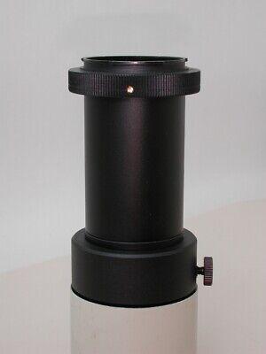 Nikon F Mount To Olympus Bh2 Bx Microscope Dslr Camera Adapter