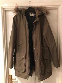 Men's Topman Duffle coat