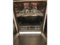 Bosh dishwasher.. integrated good condition and very clean. The cutlery holder is not available
