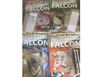 Star Wars Build the Millennium Falcon Issues 10 - 13