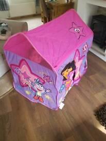 Dora pop up play house