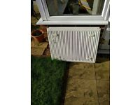Radiator 3ft x 27 inch and Steel gate 6ft x 3ft