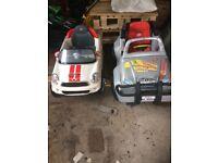 2 kids battery sit it cars