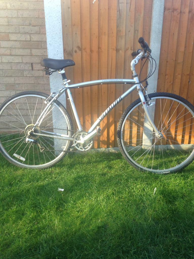 SpecialIzed Crossroads Lightweight Bike Very Good Condition Very Expensive New