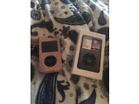 160gb iPod classic and radley case