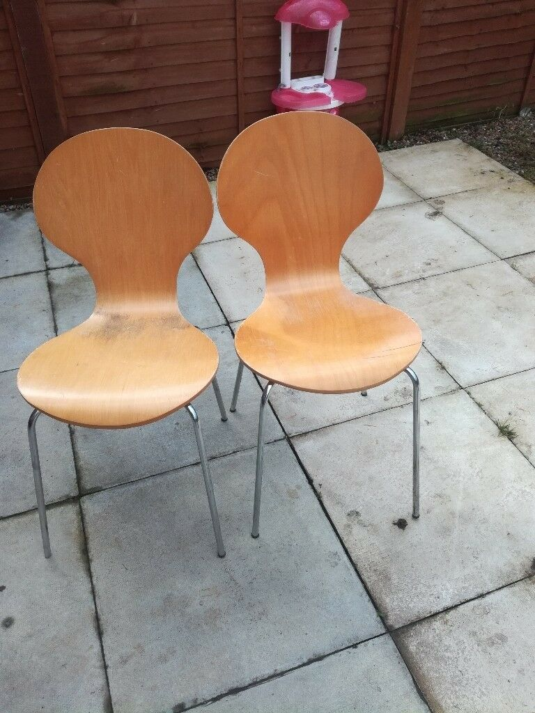 Retro style office chairs