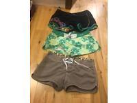 Shorts size 8/10
