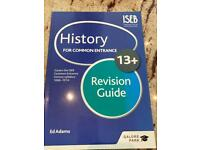 History revision guides (3 books)