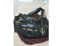 Mulberry Emmy in black leather