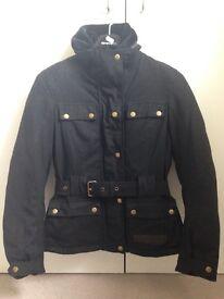 Ladies motorbike jacket size 12