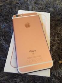 IPhone 6s 16gb excellent condition