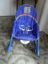 FISHER PRICE BABY CHAIR / SLEEP