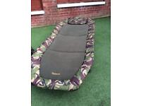 Wychwood tactical bedchair bed chair