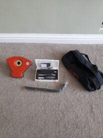AL-KO Secure Wheel Lock Kit No. 28 Hardly Used