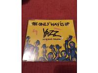 Rare Yazz - The Only Way Is Up 4 Track CD Single