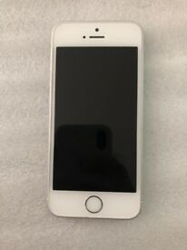 Apple iPhone SE - 64GB - Silver (Unlocked) A1723 (CDMA GSM)