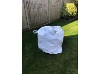Builders bag - excellent condition- great for taking leaves to the tipz £7.50