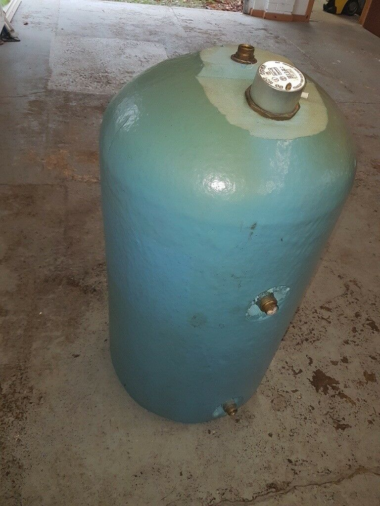 Insulated copper cylinder for sale | in Wimborne, Dorset | Gumtree