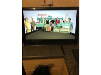 "22"" hd ready digital lcd tv matsui with built in dvd player"
