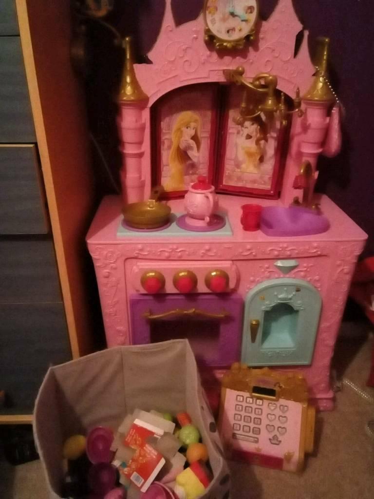 Disney Princess Kitchen Set In Stapleford Nottinghamshire Gumtree