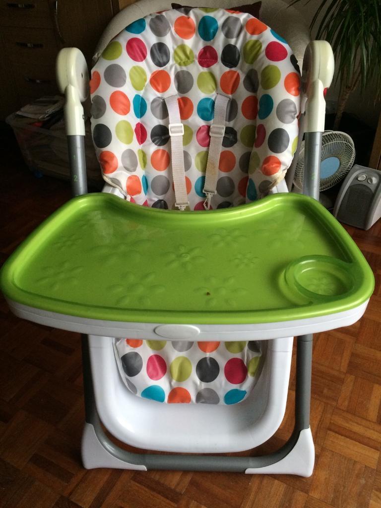 Childs High Chair Feeding Seat