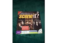 Scene It Twilight Saga Board Game