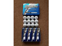 One Dozen NEW Srixon AD333 Golf Balls