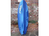 Wavestorm 6ft (1.9M) Swallow Tail Jalapeno Surfboard