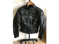 Dianese women leather jacket - SIZE 8