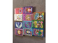 Jacqueline Wilson hardback book collection