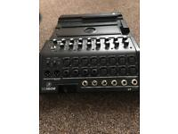 Mackie 16 channel DL1608 digital mixer