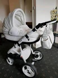 Bebeboo pram
