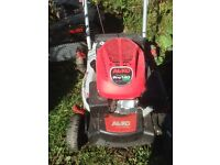 Alco rotery lawn mower and mulcher