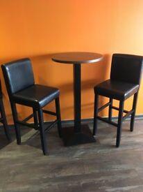 Poseur Tables/Tall Bar Tables