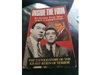 Inside the firm Krays