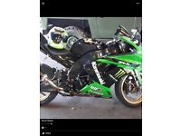 Kawasaki zx10 ninja SWAPS!!! Immaculate condition