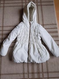 young dimensions hooded jacket